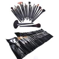 32PCS Cosmetic Makeup Brush Set and Bag