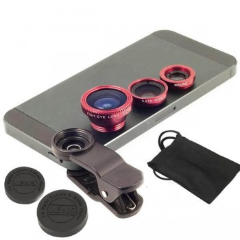 Clip On Lenses for Smartphones