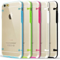 Clear Light Up TPU Case