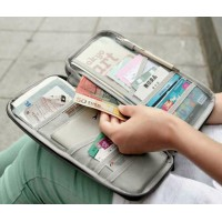 Passport Credit Card Holder Organizer