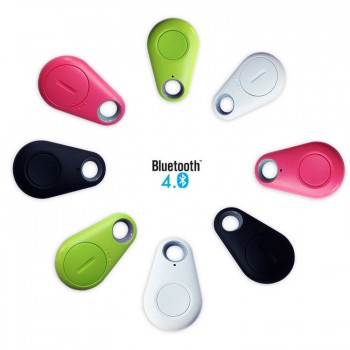 SMART TAG BLUETOOTH TRACKER CHILD KEY TRACER FINDER LOCATOR REMOTE BUTTON