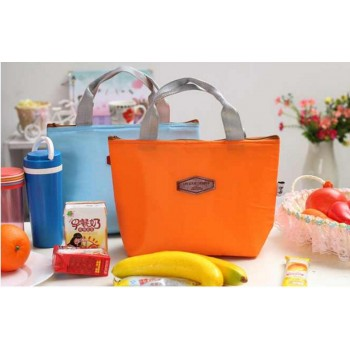 Insulated Tinfoil Aluminum Cooler Thermal Picnic Lunch Bag
