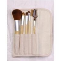 5pcs Bamboo Make Up brushes