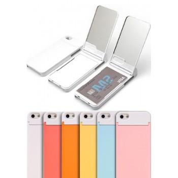 iPhone Mirror Case with Storage
