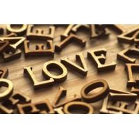 ABC Wooden letters (x26)