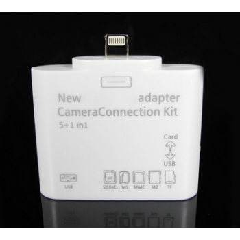 5 in1 Camera Connection Kit for iPads