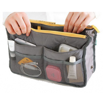 WOMENS HANDBAG PURSE TRAVEL ORGANISER