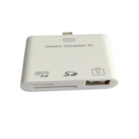 3 in1 Camera Connection Kit for iPad 4 / iPad Mini